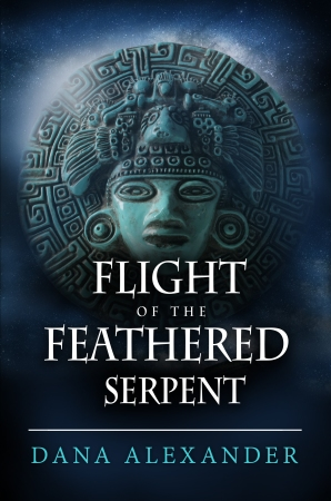 Cover Flight Of The Feathered Serpent 16 June 2015 KINDLE