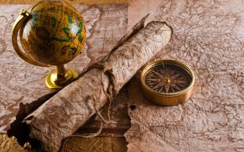 world-map-beautiful-compass-globe-nice-old-photography-419586